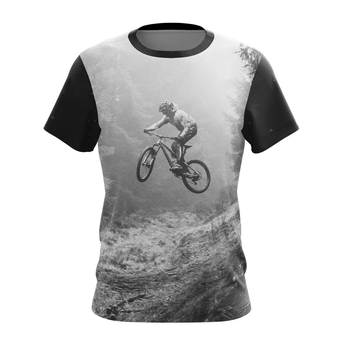 Koszulka rowerowa Born to Ride